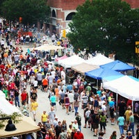 Photo taken at Downtown Des Moines Farmers Market by Aakhmed on 6/24/2013