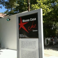 Photo taken at Museo Casa de Ernesto Che Guevara by Gaby G. on 2/7/2013