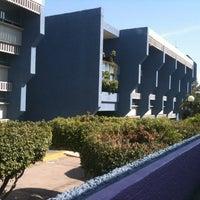 Photo taken at Universidad del Valle de Atemajac (UNIVA) by Inferno G. on 11/15/2012