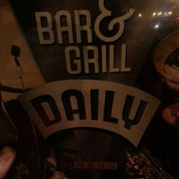 Photo taken at Daily Bar & Grill by Wade M. on 2/17/2013