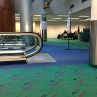 Photo taken at Bishop International Airport (FNT) by ✨Mindi S. on 12/30/2012