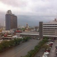 Photo taken at Crowne Plaza by Leobardo Alberto R. on 2/8/2013
