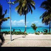 Photo taken at Hotel Bahia Sardina by Sebastian B. on 2/5/2014