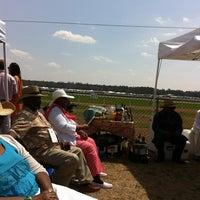 Photo taken at Carolina Cup by Bertha C. on 3/30/2013