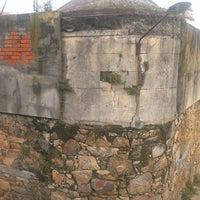 Photo taken at Antiga Prisión by Carlos L. on 2/23/2014