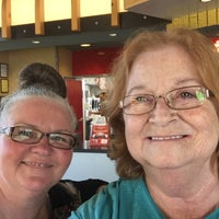 Photo taken at Raising Cane's Chicken Fingers by Ellen W. on 10/25/2016