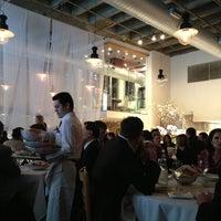 Photo taken at Estiatorio Milos by Keli L. on 2/12/2013