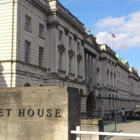 Photo taken at Somerset House by Alexander P. on 5/25/2013
