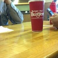 Photo taken at Burger Hut by Larissa H. on 12/23/2012