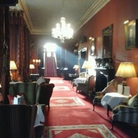 Photo taken at Dromoland Castle Hotel by Olegs S. on 2/7/2013