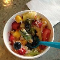 Photo taken at Yogurt Haven by CJ H. on 7/13/2013