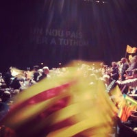 Photo taken at Barcelona Teatre Musical by Laia on 11/17/2012