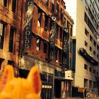 Photo taken at Boston by Sasha B. on 9/20/2014