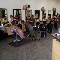 Photo taken at Split Endz Hair and Nails by Eric W. on 5/31/2014
