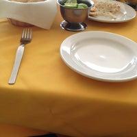 Photo taken at Restaurante La Huerta by María G. on 7/23/2013