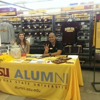 Photo taken at Sun Devil Campus Stores-Tempe Campus by Dan T. on 3/26/2014