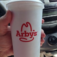 Photo taken at Arby's by Tina C. on 7/24/2014