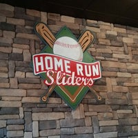 Photo taken at Home Run Sliders by William M. on 12/20/2012