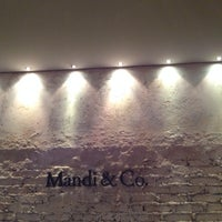 Photo taken at Mandi & Co by Rafael M. on 12/10/2013