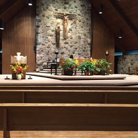 Photo taken at St Mary's Catholic Church by William M. on 7/10/2016