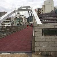 Photo taken at アルバカーキ橋 by mokatsumo on 10/11/2016
