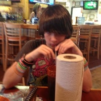 Photo taken at Hooters by Christine S. on 10/13/2012