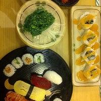 Photo taken at Haikara ハイカラ Sushi by Adelina A. on 6/23/2013