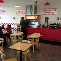 Photo taken at Five Guys by Paul J. on 10/6/2012