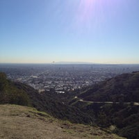 Photo taken at Runyon Canyon Park by Maddie C. on 12/21/2012