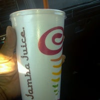 Photo taken at Jamba Juice by Marquisha D. on 2/12/2013