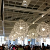 Photo taken at IKEA Restaurant by Hui on 10/12/2013