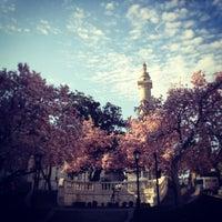 Photo taken at Washington Monument by Jordan S. on 4/9/2013