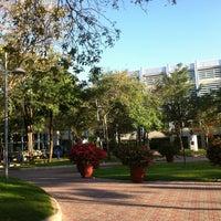 Photo taken at Universidad del Norte by Valeria D. on 1/9/2013