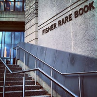 Photo taken at Robarts Library by Alteralec on 11/6/2012