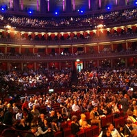Photo taken at Royal Albert Hall by Glauco C. on 5/11/2013
