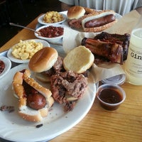 Photo taken at City Barbeque by Aaron W. on 6/25/2013