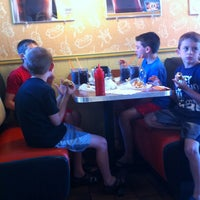 Photo taken at A&W All American Food by Brian C. on 8/7/2013