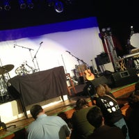 Photo taken at The Historic German House Auditorium & Events Center by Mike on 3/2/2013