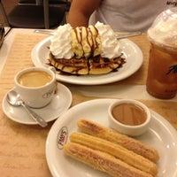 Photo taken at Fran's Café by Lilian T. on 2/12/2013