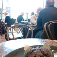 Photo taken at Caffè Nero by Matthew F. on 1/21/2017