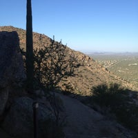 Photo taken at Pinnacle Peak Park by Jeff S. on 9/28/2012