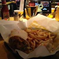 Photo taken at Buffalo Wild Wings by Allie P. on 11/2/2012