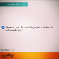 Photo taken at Facultad de Odontología (UBA) by Ezequiel S. on 11/7/2014