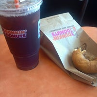 Photo taken at Dunkin Donuts by Edith G. on 10/5/2012