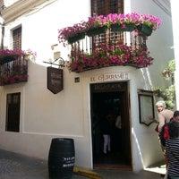 Photo taken at Restaurante El Churrasco by .Manu . on 5/1/2013