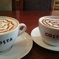Photo taken at Costa Coffee by Zvezdomir T. on 3/15/2016