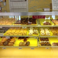 Photo taken at MJ's donuts by Sai on 10/28/2012
