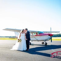 Photo taken at RDU General Aviation Terminal by Rebecca F. on 10/20/2016