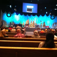 Photo taken at Calvary Assembly Of God by Myriam C. on 12/9/2012
