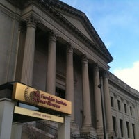 Photo taken at The Franklin Institute by Jamie C. on 2/1/2013